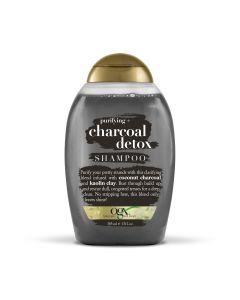 Очищающий шампунь Уголь Детокс OGX Purifying + Charcoal Detox Shampoo