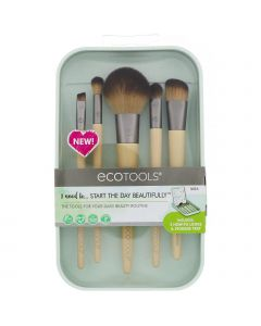 Набор кистей ECOTOOLS Start The Day Beautifully Kit