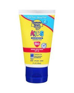 Детский солнцезащитный лосьон Banana Boat Tear-Free Lotion Sunscreen SPF 50