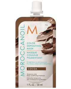 Маска для Волос Moroccanoil Color Depositing Mask Cocoa
