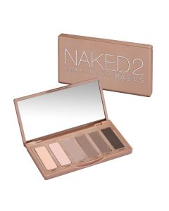 Палетка теней Urban Decay Naked2 Basics