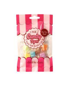 Сахарный скраб с солью в кубиках Double Dare Omg! Candy Spa Sugar Salt Scrub Cube