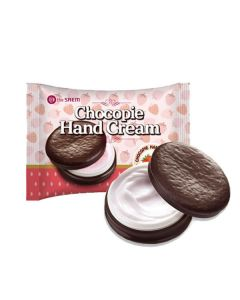 Крем для рук The Saem Chocopie Hand Cream Strawberry