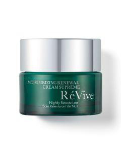 Ночной крем для нормальной сухой кожи ReVive Moisturizing Renewal Cream Supreme Nightly Retexturizer