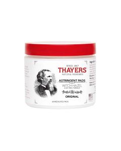 Подушечки Thayers Original Witch Hazel Astringent Pads