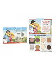 Палетка теней theBalm and the Beautiful Episode 1