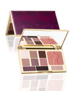 Палетка для макияжа лица и глаз Tarte Energy Noir Clay Palette