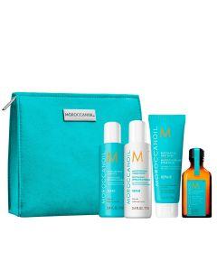 """Дорожный набор """"Восстановление волос"""" Moroccanoil Travel Kit Repair"""
