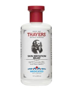 Лечебный тоник с алоэ вера Thayers Medicated Superhazel Topical Pain Reliever