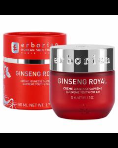 Омолаживающий крем для лица Женьшень Erborian Ginseng Royal