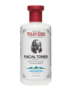 Тоник без запаха Thayers Alcohol-Free Unscented Witch Hazel Toner