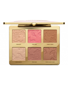 Палитра для лица Too Faced Natural Face Palette