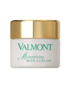 Увлажняющий крем для кожи лица Valmont Moisturizing With A Cream