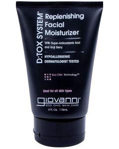 Регенерирующий крем для лица Шаг 3 Giovanni D:tox System Replenishing Facial Moisturizer Step 3