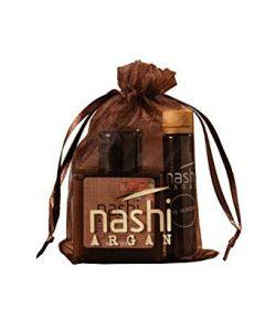 Дорожный набор для волос Nashi Argan