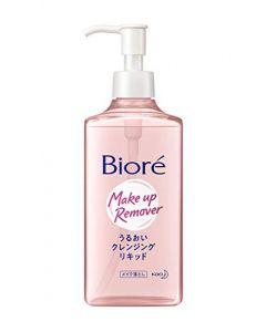 Сыворотка для умывания и снятия макияжа Biore Moisture Cleansing Liquid