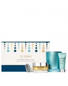 Набор Про-Коллаген Очищение & Сияние Elemis Pro-Collagen Cleanse & Glow Gift Set