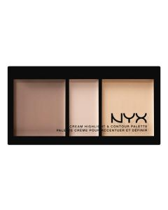 Палетка для контурирования NYX Cream Highlight and Contour Palette