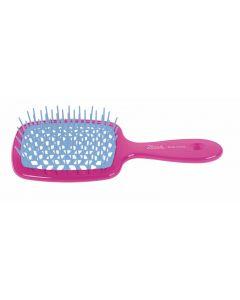 Расческа для волос Janeke Superbrush FUX