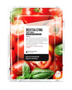 "Тканевая маска ""Томат - Ревитализация"" Superfood for Skin Tomato Revitalizing Sheet Mask"