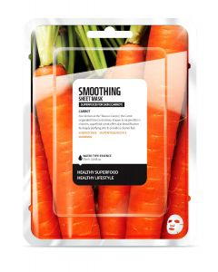 "Тканевая маска ""Морковь - Разглаживание"" Superfood for Skin Carrot Smoothing Sheet Mask"