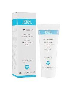Смягчающий восстанавливающий крем REN Vita Mineral Emollient Rescue Cream