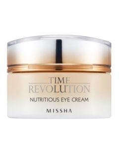 Питательный крем для кожи вокруг глаз Missha Time Revolution Nutritious Eye Cream