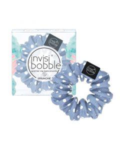 Тканевая резинка-браслет для волос Invisibobble Sprunchie Dot's It