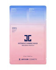 Трехступенчатая маска для лица Jayjun Intensive Shining Mask
