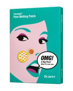 Гиалуроновые патчи и сыворотка для сужения пор Dr.Jart+ Focuspot Pore Melting Patch