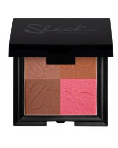Бронзер для лица Sleek MakeUP Bronze Block Dark