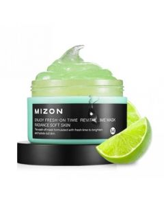 Маска с экстрактом лайма MIZON Enjoy Fresh-On Time Revital Lime Mask