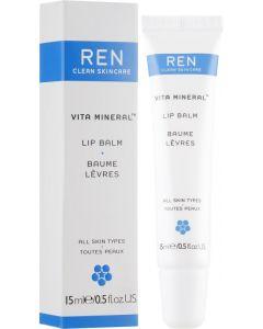 Бальзам для губ Ren Clean Skincare Vita Mineral Lip Balm