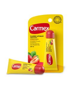 Бальзам для губ Carmex Strawberry Tube