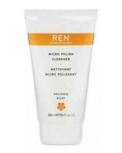 Очищающий скраб Ren Radiance Micro Polish Cleanser