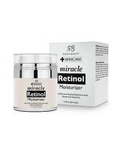Крем для лица с ретинолом Radha Beauty Miracle Retinol Moisturizer