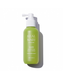 Энергетический спрей для кожи головы с розмарином Rated Green Real Mary Energizing Scalp Spray