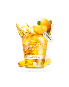 Тканевая маска с натуральными экстрактами Holika Holika Juicy Mask Sheet Mango