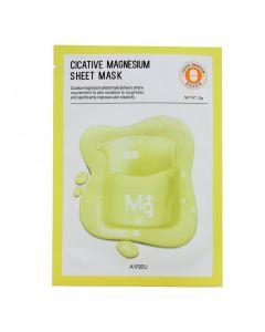Лечебная маска с магнием A'PIEU Cicative Magnesium Sheet Mask