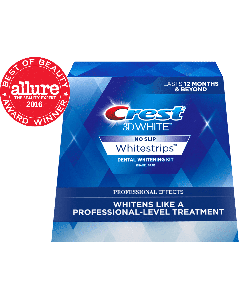 Отбеливающие полоски Crest 3d White Luxe Whitestrips Professional Effects