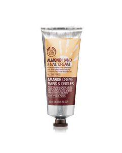 Крем для рук и ногтей миндаль The Body Shop Almond Hand & Nail Cream