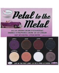 Палетка теней для глаз theBalm Petal To The Metal Shift into Neutral