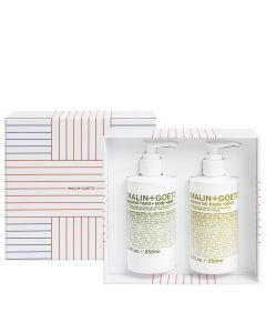 Набор для тела Malin+Goetz Set Bergamot Hand And Body Wash
