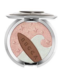 Хайлайтер BECCA Shimmering Skin Perfector Pressed Highlighter & Sunlit Bronzer