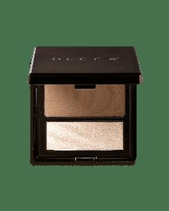 Пудровая палитра для контурирования BECCA Lowlight/Highlight Perfecting Palette Pressed