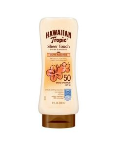 Cолнцезащитный лосьон Hawaiian Tropic Sheer Touch Sunscreen SPF 50