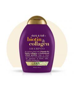 Шампунь для волос OGX Biotin & Collagen