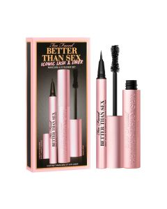 Набор для макияжа глаз Too Faced Better Than Sex Iconic Lash & Liner
