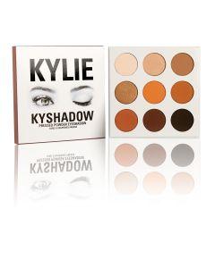 Палетка теней Kylie Kyshadow The Bronze Palette