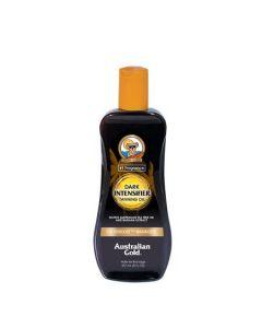 Масло для усиления загара Australian Gold Dark Tanning Oil Intensifier